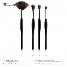 Professional Kosmetik Brush Make Up 4 Set - Black - 2