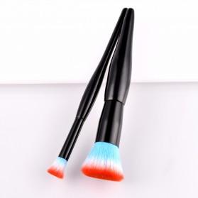 High Quality Kosmetik Brush Make Up 2 Set - Black - 3