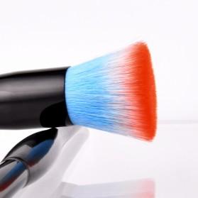 High Quality Kosmetik Brush Make Up 2 Set - Black - 4