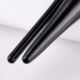 High Quality Kosmetik Brush Make Up 2 Set - Black - 5