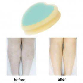 Spons Magic Waxing Pencabut Bulu Tubuh - Mix Color - 2