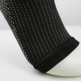 Kaos Kaki Anti Fatigue Compression Socks - S/M - Black - 4