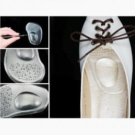 Alas Kaki Sepatu Soft Silicone Gel 2PCS - Transparent