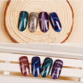 Cat Eye Magnet Sticks Nail Art for Magnetic Gel Polish - Pattern 08 - 4