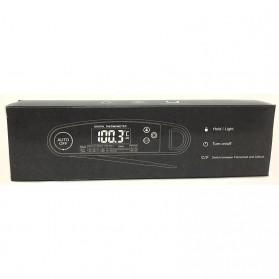 Digital Food Thermometer Daging Makanan Kitchen Cooking BBQ - DTH-128 - Black - 6