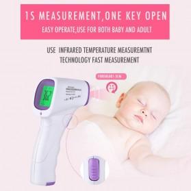 Cofoe Termometer Digital Infrared untuk Bayi - FI02 - Purple - 4