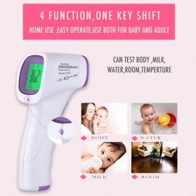 Cofoe Termometer Digital Infrared untuk Bayi - FI02 - Purple - 5