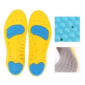 SUNVO Alas Sol Dalam Sepatu Olahraga Running Cushion Insole Size S - L3 - Yellow - 2