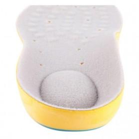 SUNVO Alas Sol Dalam Sepatu Olahraga Running Cushion Insole Size S - L3 - Yellow - 7