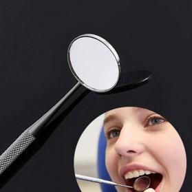 Peralatan Oral Diagnostik Perawatan Dokter Gigi Dental Care 5 in 1 - 7CKQ01 - Silver - 5
