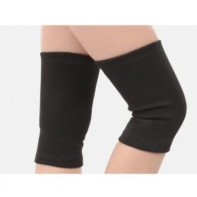 Pelindung Lutut Kneepad Power Brace Size L 2 PCS - DKS-8935 - Black