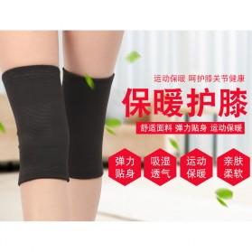 Pelindung Lutut Kneepad Power Brace Size L 2 PCS - DKS-8935 - Black - 2