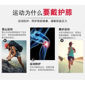 Pelindung Lutut Kneepad Power Brace Size L 2 PCS - DKS-8935 - Black - 10
