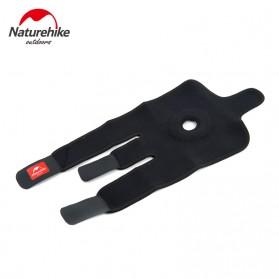Naturehike Adjustable Kneepad Power Brace- NH15A001-M - Black - 2