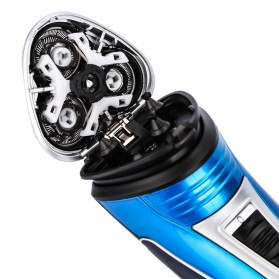 Kemei Alat Cukur Elektrik 3D Shaver Trimmer Razor - KM-2801 - 5