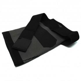 AOLIKES Pelindung Lutut Olahraga Knee Support Fitness Size L - A-7720 - Black - 3