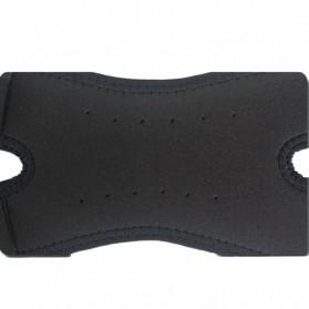 AOLIKES Pelindung Lutut Olahraga Fitness Knee Support Brace Guard - A-7929 - Black - 6