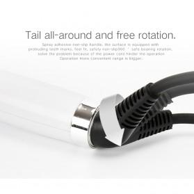 AOFEILEI Catok Rambut Keriting Curler Roller dengan Layar LED - X8399 - Black - 8