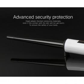 AOFEILEI Catok Rambut Keriting Curler Roller dengan Layar LED - X8399 - Black - 9
