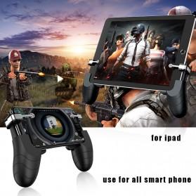 Gamepad Controller L1 R1 Trigger Fire Button for PUBG - R9A - Black - 2