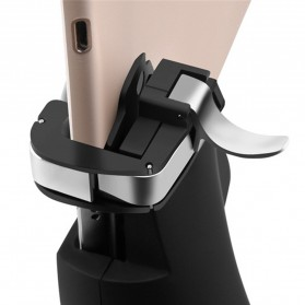 Gamepad Controller L1 R1 Trigger Fire Button for PUBG - R9A - Black - 4
