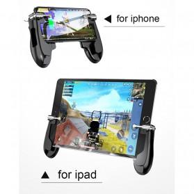 Gamepad Controller L1 R1 Trigger Fire Button for PUBG - R9A - Black - 8