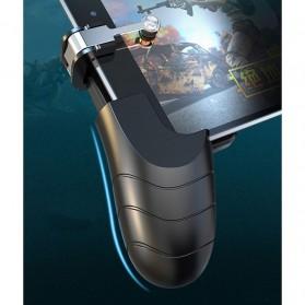 Gamepad Controller L1 R1 Trigger Fire Button for PUBG - R9A - Black - 9
