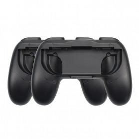 DOBE Joycon Controller Grip Gamepad for Nintendo Switch - TXF05 - Black - 2