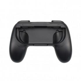 DOBE Joycon Controller Grip Gamepad for Nintendo Switch - TXF05 - Black - 3