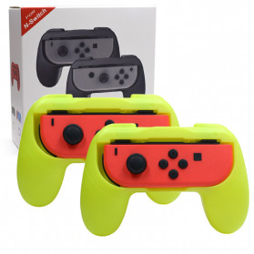 DOBE Joycon Controller Grip Gamepad for Nintendo Switch - TXF05 - Black - 6