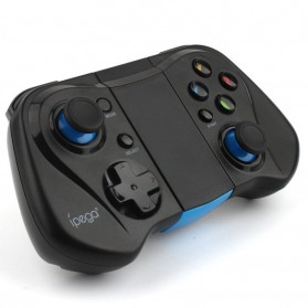 Wireless Gamepad / Joystick - Ipega 2.4G Wireless Game Controller Gamepad Joystick for Android and iOS - PG-9035 - Black