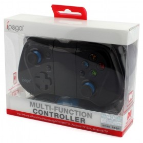 Ipega 2.4G Wireless Game Controller Gamepad Joystick for Android and iOS - PG-9035 - Black - 7