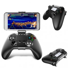 Ipega Bluetooth Gamepad with LCD Display - PG-9063 - Black - 1