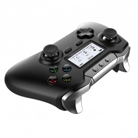 Ipega Bluetooth Gamepad with LCD Display - PG-9063 - Black - 2