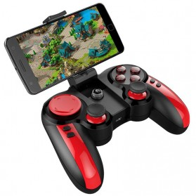 Ipega Wireless Bluetooth Gamepad - PG-9089 - Black - 2