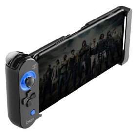 IPEGA Unicorn II One-Handed Telescopic Retractable Gamepad Bluetooth MOBA PUBG FPS - PG-9120 - Black