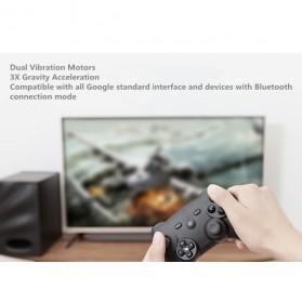 Xiaomi Bluetooth Gamepad for Smartphone, Tablet, Smart TV & PC - Black - 12