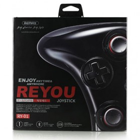 Remax Reyou Bluetooth Gamepad - RY-01 - Black - 7