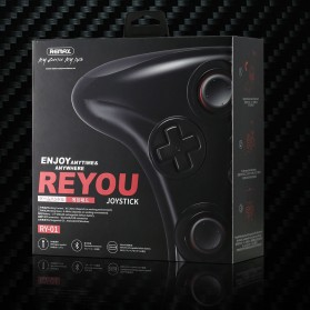 Remax Reyou Bluetooth Gamepad - RY-01 - Black - 8