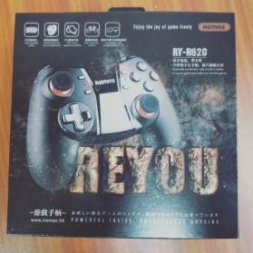 Remax Bluetooth Gamepad - RY-R620 - Black - 4