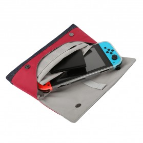 BUBM Protective Carry Case for Nintendo Switch - SWITCH-HG - Red - 3