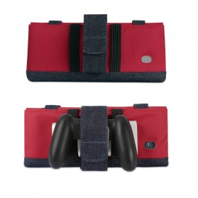 BUBM Protective Carry Case for Nintendo Switch - SWITCH-HG - Red - 4