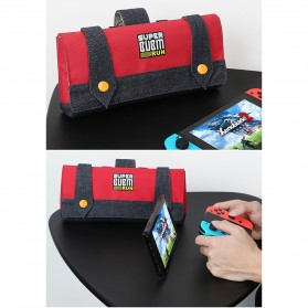 BUBM Protective Carry Case for Nintendo Switch - SWITCH-HG - Red - 9