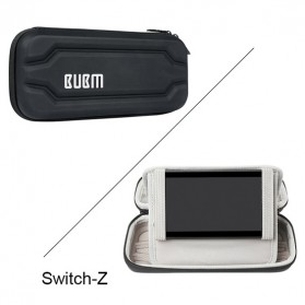 BUBM EVA Protective Carry Case with Stand for Nintendo Switch - SWITCH-Z - Black - 2