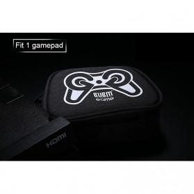 BUBM Gamepad Controller Protective Carry Case 1 Slot - GSB-1 (ORIGINAL) - Black - 4