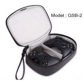 BUBM Gamepad Controller Protective Carry Case 2 Slot - GSB-2 (ORIGINAL) - Black - 2