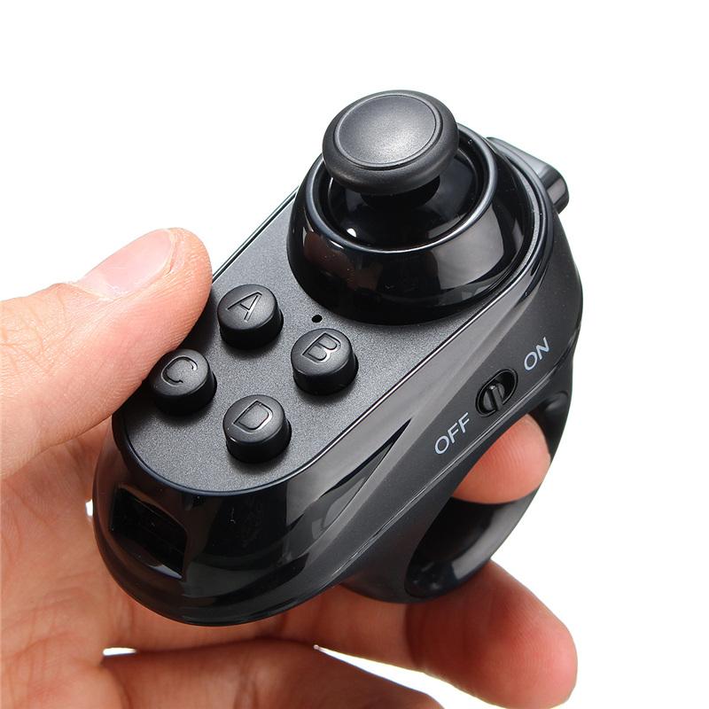 Vr Gamepad Joystick Bluetooth 4 0 Black