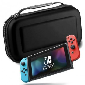 EVA Protective Carry Case for Nintendo Switch - LP145 - Black