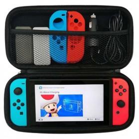 EVA Protective Carry Case for Nintendo Switch - LP145 - Black - 2