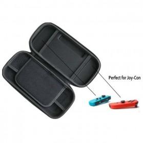 EVA Protective Carry Case for Nintendo Switch - LP145 - Black - 4